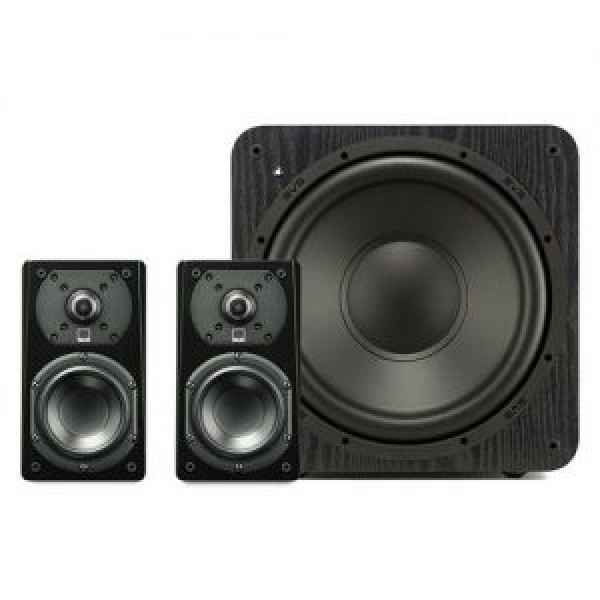 Prime Satellite 2.1 Speaker Package
