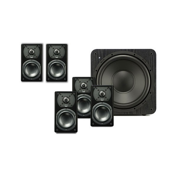 Prime Satellite 5.1 Speaker Package