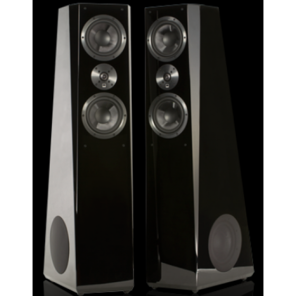 SVS Ultra Towers – Piano Gloss Black (1 pair)