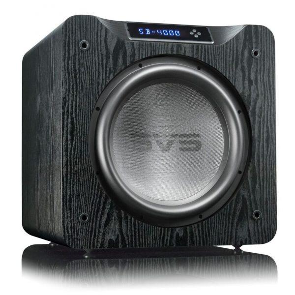 SB-4000 – Premium Black Ash